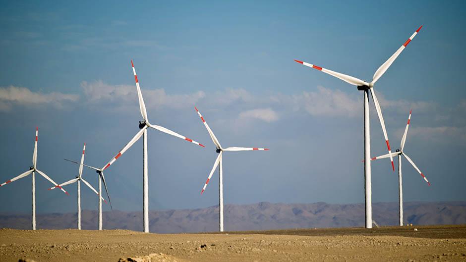 Berkovici, vjetroelektrana