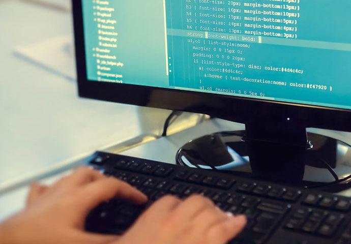 Softver koji prepoznaje ko kuca po tastaturi