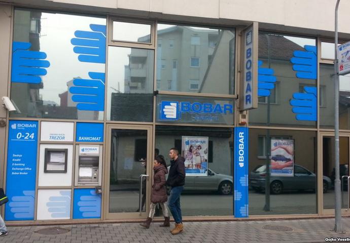 Bobar banka podiže hiljadu tužbi za nevraćene kredite
