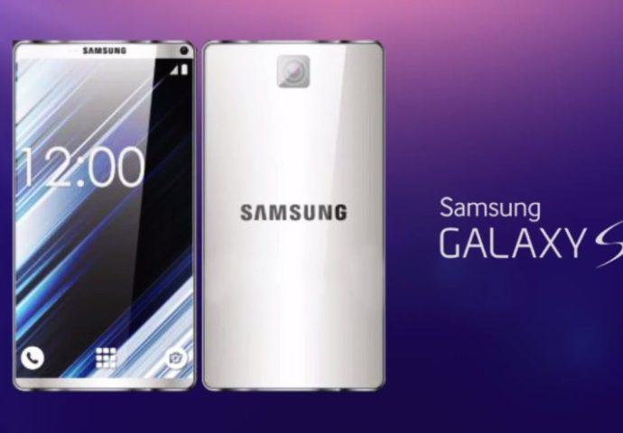 Novi Samsungov telefon Galaxy S8 koštaće 1000 evra