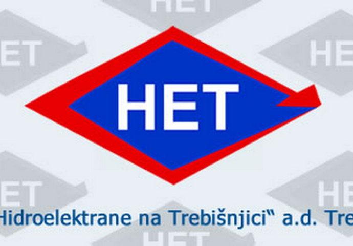 HET: Postavljanje stubova i zaštitne ograde u Podtuhoru