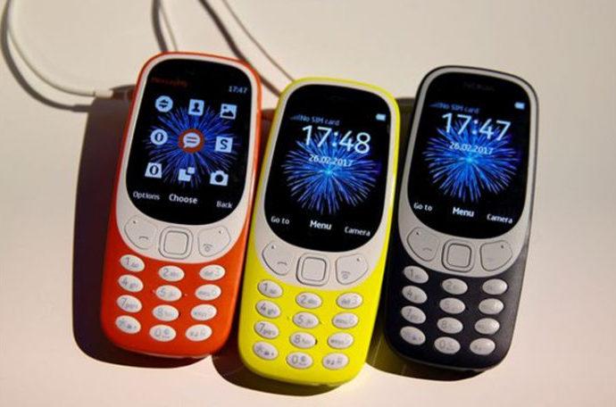 Predstavljena Nokia 3310 3G