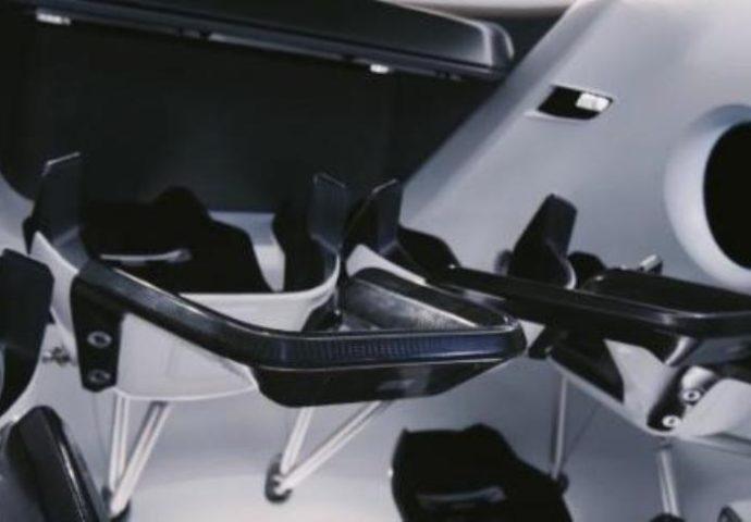 Pogledajte izgled letjelice koja će prve turiste voziti u svemir VIDEO