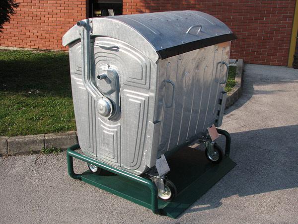 Opština Nevesinje: Nabavka kontenjera