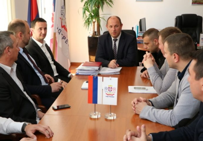 Petrović: Privredno povezati Trebinje i Višegrad