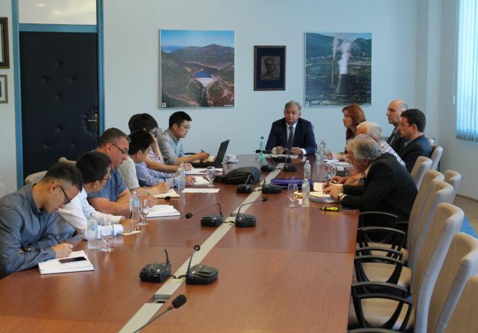 ERS: Kovačević sa kineskim investitorima