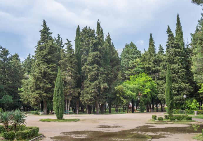 Rekonstrukcijom park dobija atraktivne sadržaje