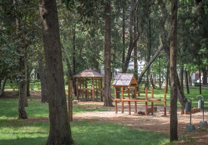 Raspisan tender: 100.000 KM za drugu fazu rekonstrukcije gradskog parka