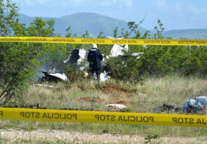 Objavljen uzrok pada aviona kod Mostara