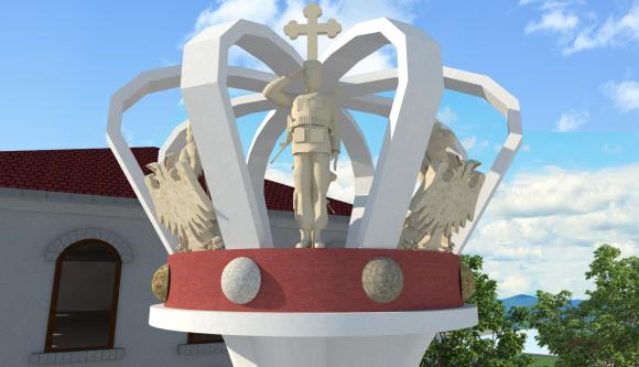 GACKO: Raspisan tender za izgradnju spomenika borcima palim u odbrambeno otadžbinskom ratu 1991 – 1995