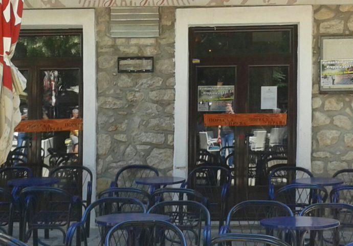 Ugostitelji oprez: Poreska zatvara kafane po Trebinju