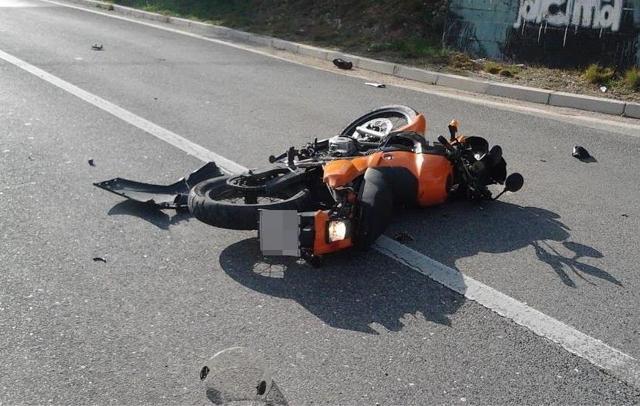 Teško povrijeđen motorista iz Trebinja