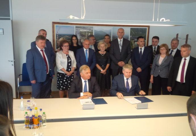 """ERS: Potpisan protokol o saradnji sa bjeloruskom kompanijom GPO """"Belenergo"""""""