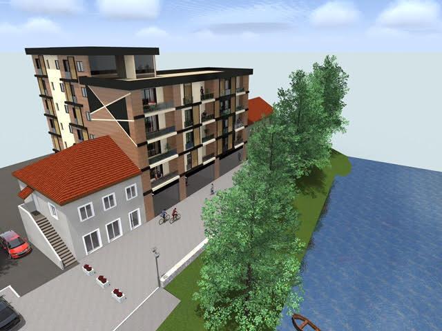 Počinje gradnja tri nove zgrade u centru Trebinja