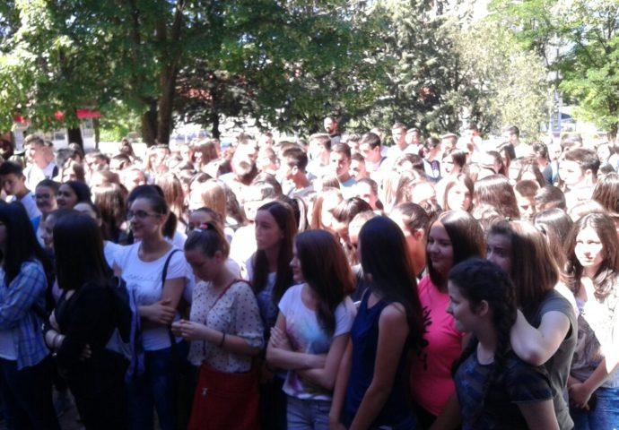 FOTO VIJEST: Štrjak bilećkih prosvetara