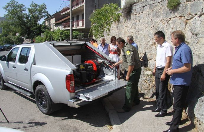 Centar za gazdovanje kršom: Usluga popravke vozila i nabavka rezervnih dijelova