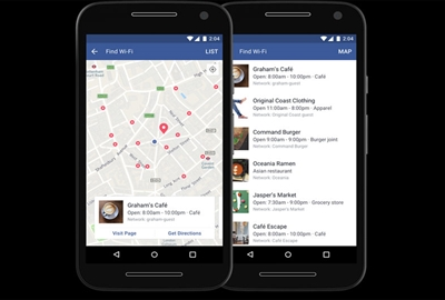 "Facebook od sada nudi besplatan ""Wi-fi"""
