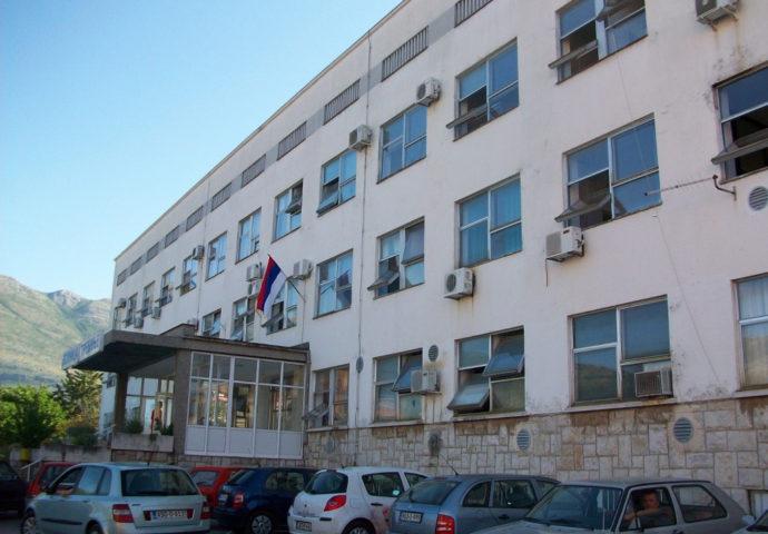 Smanjuje se broj pacijenata u trebinjskoj bolnici