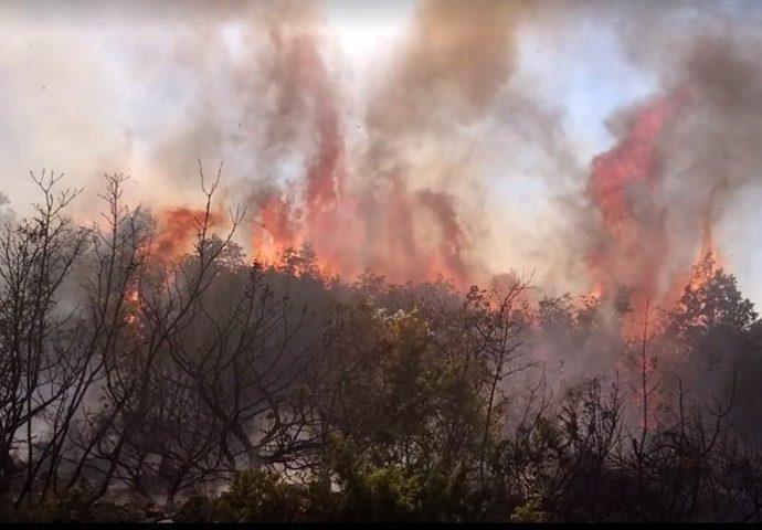 Šteta od požara u Ljubinju skoro 900.000 KM