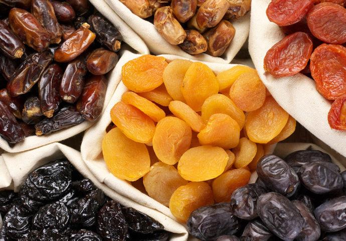 Turci zainteresovani za otkup sušenog organskog voća