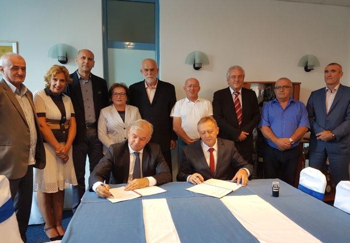ERS: Potpisan novi kolektivni ugovor