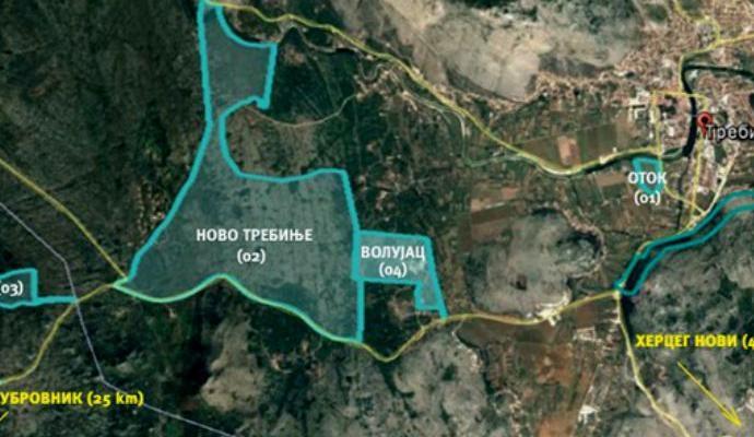 Ekonomska zona Novo Trebinje prilika za razvoj elitnog turizma – očekuju se golf tereni, kazina i luksuzni hoteli