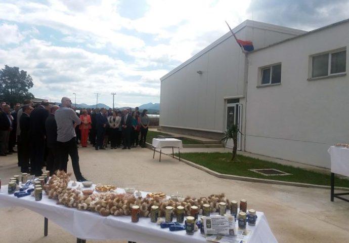 Nakon 10 godina u Ljubinju nova radna mjesta- otvorena fabrika za preradu bijelog luka