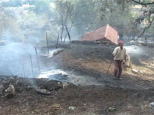 VIDEO: Kako izgledaju hercegovačka sela posle požara
