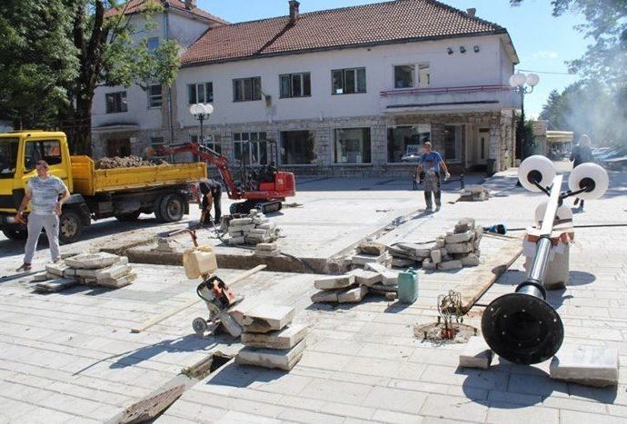 Počela izgradnja centralnog spomen obilježja u Nevesinju