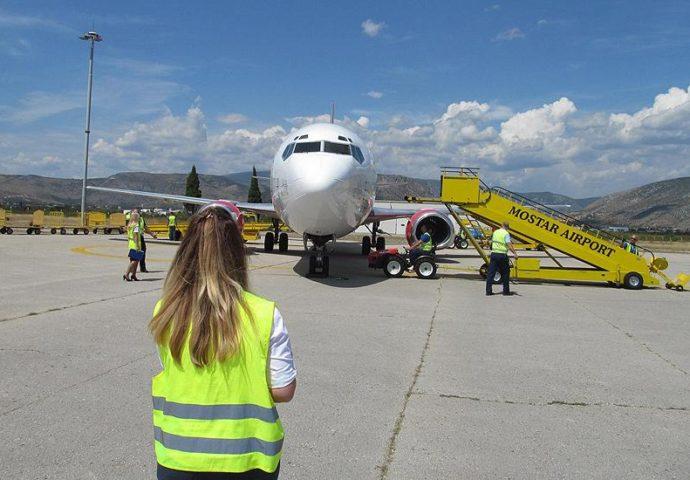 Ryanair od početka zimske sezone leti iz Mostara