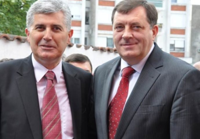 U Mostaru sutra sastanak Dodika i Čovića