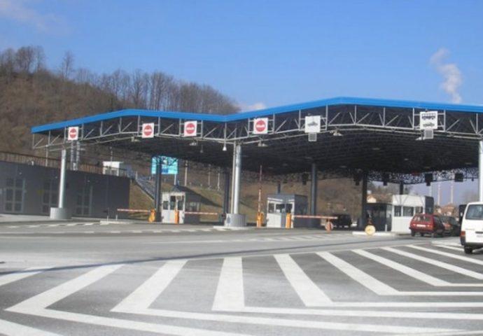 Danas obustava saobraćaja na graničnom prelazu sa Crnom Gorom