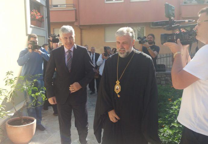 Vladika Grigorije i Čović poručili: Život u Mostaru je nezamisliv bez Srba