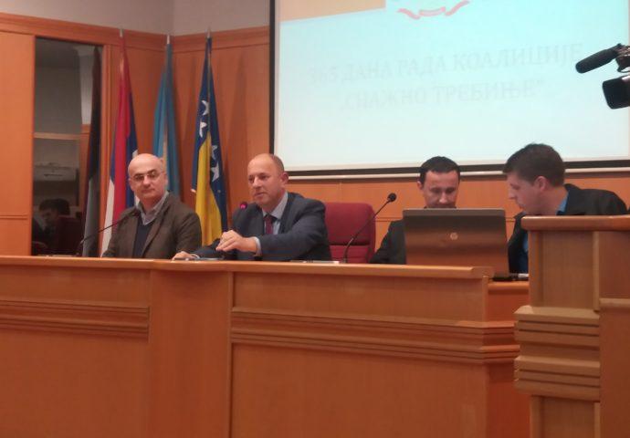 Luka Petrović predstavio rezultate prve godine mandata