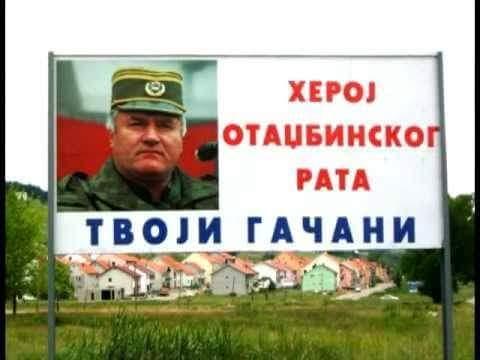 Gacko uz generala Mladića