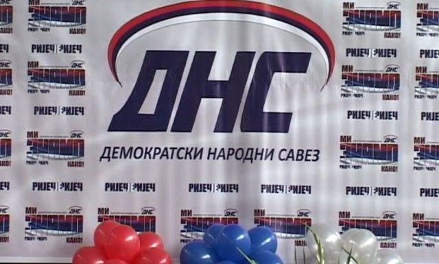 DNS: Vlatković, Bubalo i Miladinović isključeni iz stranke