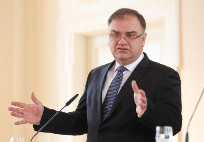 Ivanić u Mostaru: Nedopustivo je da Srbi ne budu konstitutivni u HNŽ