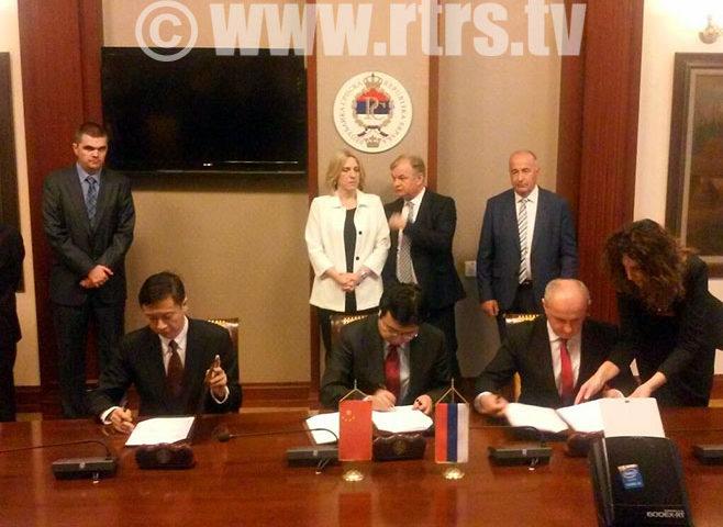 Kinezi grade TE Gacko 2- potpisan sporazum