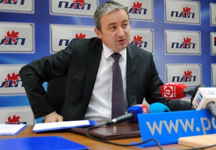 Borenović o Borjanovom rezultatu