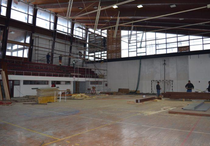 NEVESINJE: Sportska dvorana početkom februara u funkciji