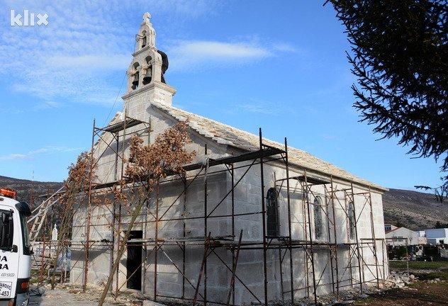 Crkva rodjenja Presvete Bogorodice u Ljubinju, spomenik koji datira od IV vijeka