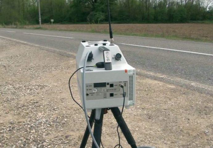 VOZAČI OPREZ: Od 31. januara na području Trebinja savremeni radarski sistem