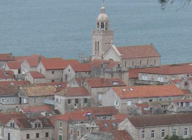 VIDEO: Na Korčuli počinje obnova jedine pravoslavne crkve na hrvatskim ostrvima