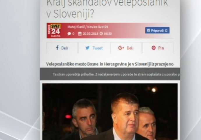 VIDEO: Šta sve Slovenci zamjeraju Slavku Vučureviću- pogledajte najskandaloznije izjave