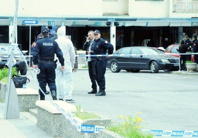 Blokiran centar Podgorice- upucana dva muškarca