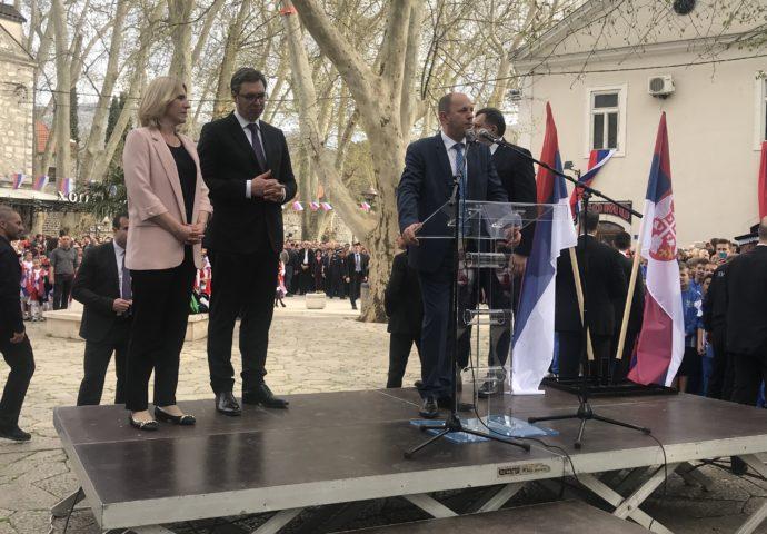Petrović zahvalio srpskim predsjednicima na podršci i pomoći