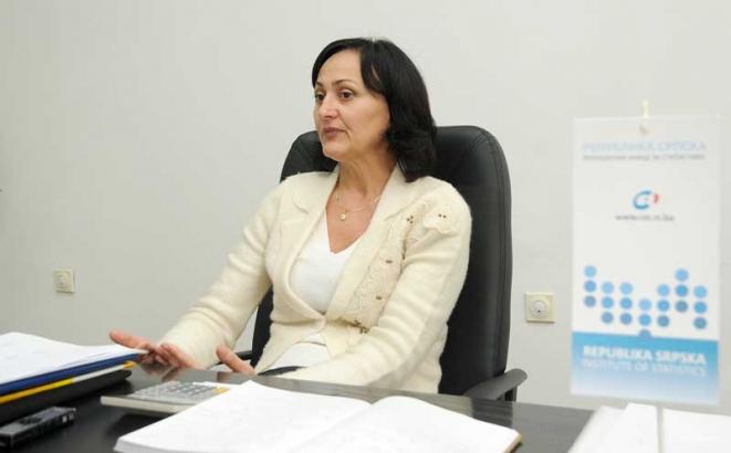 Radmila Čičković novi direktor ERS-a