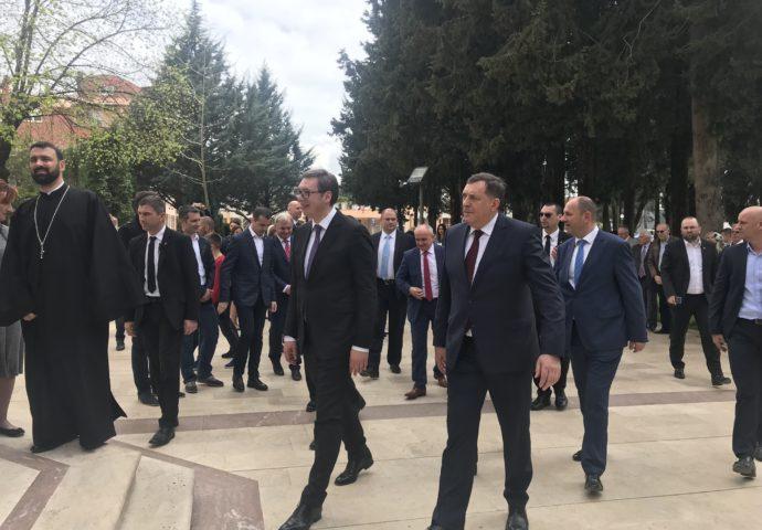 Vučić: Srbija će izgraditi put Tjentište -Foča, prvih pet mil odmah!