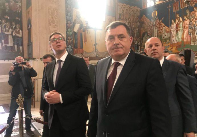 DODIK: Sve manja  granica izmedju Srbije i Srpske