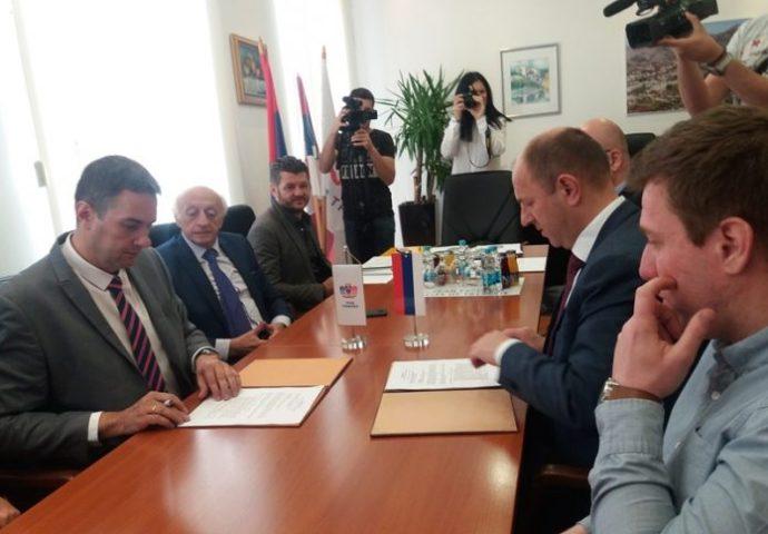Grad Trebinje i Geografski Fakultet iz Beograda potpisali sporazum o saradnji – Fakultet stipendira jednog studenta iz Trebinja